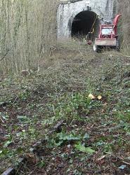 Ligne Pau Canfranc