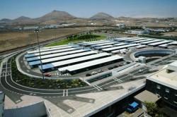 Aéroport Lanzarote Canaries