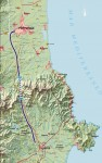 Ligne AVE Perpi - Figueres