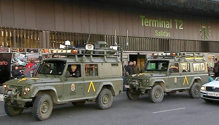 Armée espagnole grève contrôleurs aériens