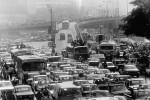 Le Caire Transports saturés