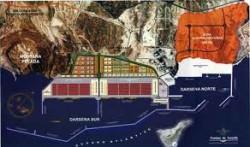 Ampliacion puerto de Granadilla