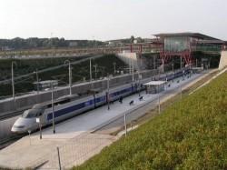 Gare TGV Valence