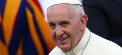 Le Pape François (image LE FIGARO)