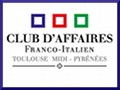 Logo Club d'affaires Franco-Italien